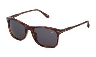 Gafas de sol Dunhill SDH131 Marrón Cuadrada