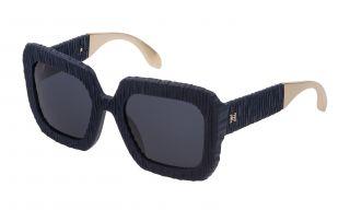 Gafas de sol Carolina Herrera New York SHN600 Azul Cuadrada