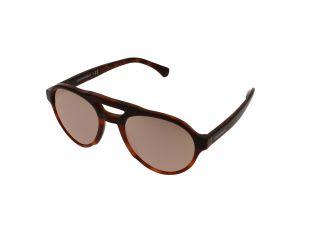 Gafas de sol Emporio Armani 0EA4128 Negro Aviador