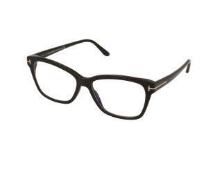 Gafas graduadas Tom Ford TF5597-B Negro Mariposa