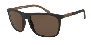 Gafas de sol Emporio Armani EA4133 Negro Cuadrada