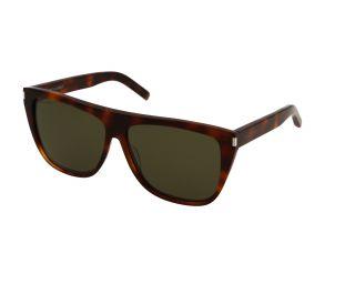 Gafas de sol Yves Saint Laurent SL1 Marrón Cuadrada
