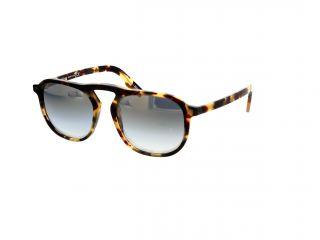 Gafas de sol Ermenegildo Zegna EZ0115 Marrón Cuadrada