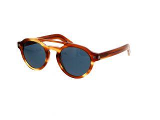 Gafas de sol Ermenegildo Zegna EZ0112 Marrón Redonda