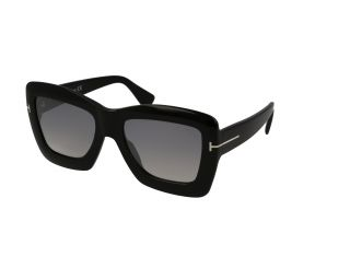 Gafas de sol Tom Ford FT0664 Negro Cuadrada