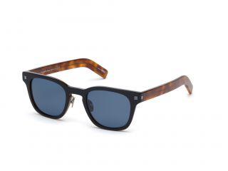 Gafas de sol Ermenegildo Zegna EZ0125 Negro Cuadrada