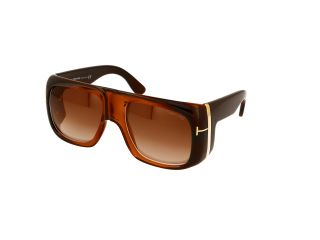Gafas de sol Tom Ford FT0733 Marrón Cuadrada