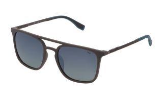 Gafas de sol Fila SF9330 Gris Redonda