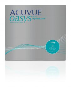 LC Acuvue Acuvue Oasys 1-Day with HydraLuxe 90 unidades