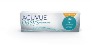 Lentilles Acuvue Acuvue Oasys 1-Day w/HydraLuxe Astigmatism 30units