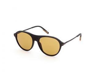 Gafas de sol Ermenegildo Zegna EZ0152 Marrón Aviador