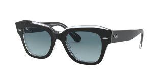 Gafas de sol Ray Ban 0RB2186 Negro Mariposa