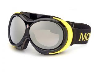 Gafas de sol Moncler ML0130 Amarillo Pantalla