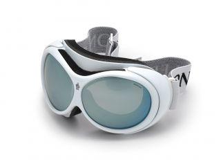 Gafas de sol Moncler ML0130 Blanco Pantalla