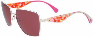 Gafas de sol Agatha Ruiz de la Prada AR21389 Plateados Cuadrada