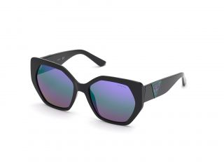 Gafas de sol Guess GU7741 Negro Cuadrada
