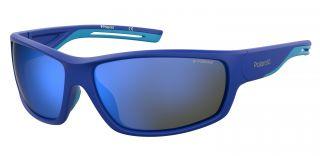 Gafas de sol Polaroid PLD7029/S Azul Rectangular