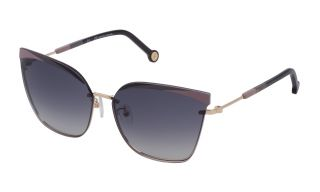 Gafas de sol CH Carolina Herrera SHE147 Dorados Mariposa