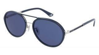 Gafas de sol Police SPLA57 Plateados Aviador