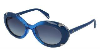 Gafas de sol Police SPLA16 Granate Ovalada