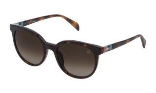 Gafas de sol Tous STOA84 Marrón Redonda