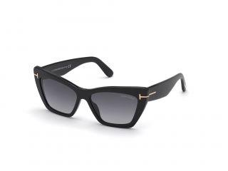 Gafas de sol Tom Ford FT0871 WYATT Negro Mariposa