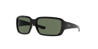 Gafas de sol Ray Ban Junior 0RJ9072S Negro Rectangular