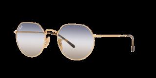 Gafas de sol Ray Ban 0RB3565 JACK Gris Cuadrada