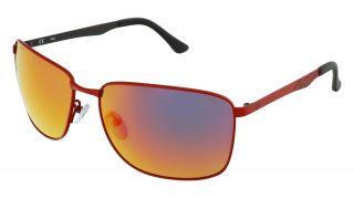 Gafas de sol Fila SFI005 Rojo Cuadrada