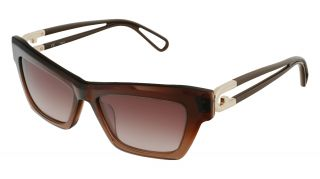 Gafas de sol Furla SFU465 Marrón Cuadrada