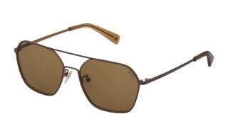 Gafas de sol Sting SST327 Gris Cuadrada