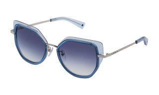 Gafas de sol Sting SST362V Plateados Cuadrada