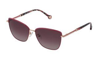 Gafas de sol CH Carolina Herrera SHE160 Dorados Mariposa