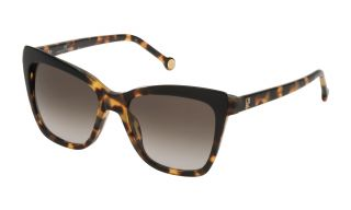 Gafas de sol CH Carolina Herrera SHE791 Negro Mariposa