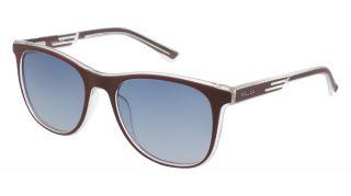 Gafas de sol Police SPL960 Granate Redonda