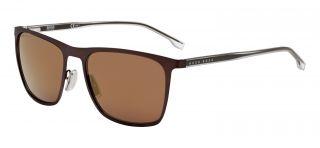 Gafas de sol Hugo Boss BOSS1149/S Marrón Rectangular
