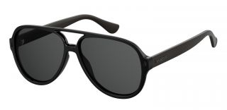 Gafas de sol Havaianas LEBLON Negro Ovalada