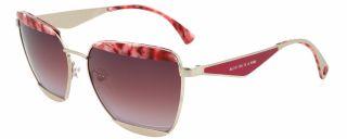 Gafas de sol Agatha Ruiz de la Prada AR21388 Dorados Cuadrada