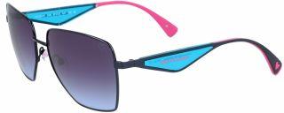 Gafas de sol Agatha Ruiz de la Prada AR21389 Azul Cuadrada