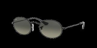 Gafas de sol Ray Ban 0RB3547N OVAL Negro Ovalada