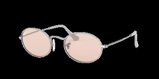 Gafas de sol Ray Ban 0RB3547 OVAL Plateados Ovalada