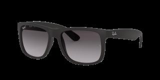 Gafas de sol Ray Ban 0RB4165 JUSTIN Negro Cuadrada