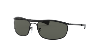 Gafas de sol Ray Ban 0RB3119M OLYMPIAN I DELUXE Negro Ovalada