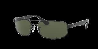 Gafas de sol Ray Ban 0RB3445 RB3445 Negro Rectangular