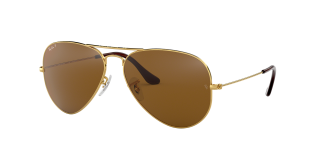Gafas de sol Ray Ban 0RB3025 AVIATOR LARGE METAL Gris Aviador