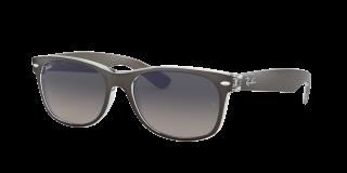 Gafas de sol Ray Ban 0RB2132 NEW WAYFARER Gris Cuadrada