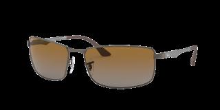 Gafas de sol Ray Ban 0RB3498 N/A Gris Rectangular