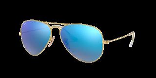 Gafas de sol Ray Ban 0RB3025 AVIATOR LARGE METAL Negro Aviador