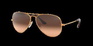 Gafas de sol Ray Ban 0RB3025 AVIATOR LARGE METAL Dorados Aviador