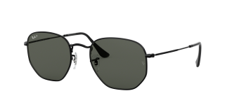 Gafas de sol Ray Ban 0RB3548N HEXAGONAL Negro Cuadrada
